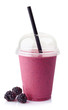 Blackberry smoothie - 62483482