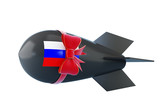 friendly Russia gift bomb