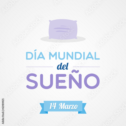 World Sleep Day in Spanish