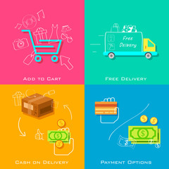e commerce concept