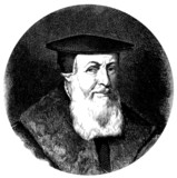 Portrait : Man (Gutenberg) - 15th century