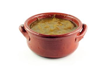 Ciotola di minestrone