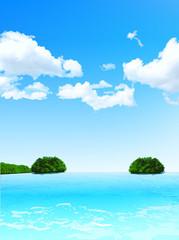 海 空 島