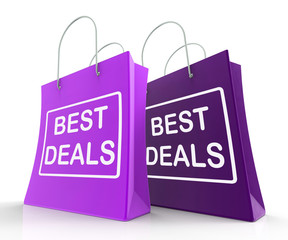 Best Deals Bags Represent Bargains and Discounts