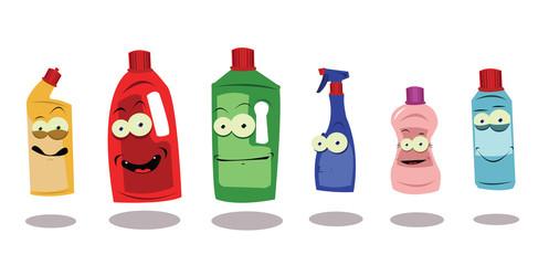Funny Plastic Bottles