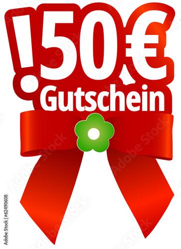 50 € Gutschein