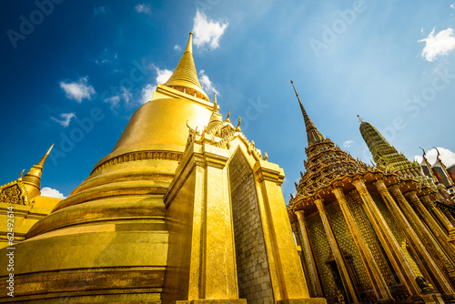 The Golden Buddha Temple, Bangkok,