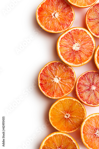 red oranges