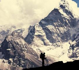 Fototapeta Himalaje