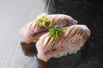 あじ にぎり寿司