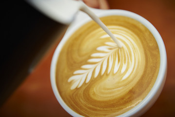Coffee by Barista