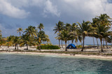 Lighthouse Caye camping