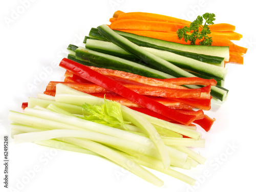 Gemüse - Crudites