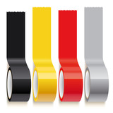 color scotch adhesive tape