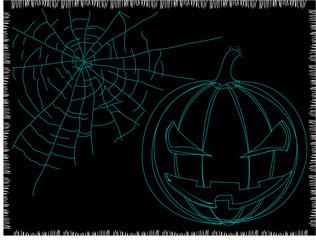 pumpkins silhouette