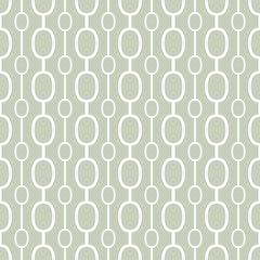 Retro geometric background.  Seamless vector pattern.