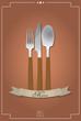 cutlery menu