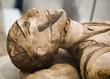 Leinwanddruck Bild - egyptian mummy