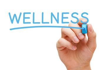 Wellness Blue Marker