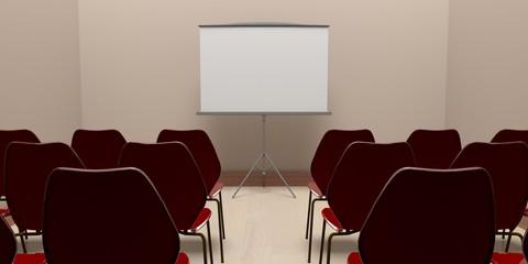 Sala presentazione