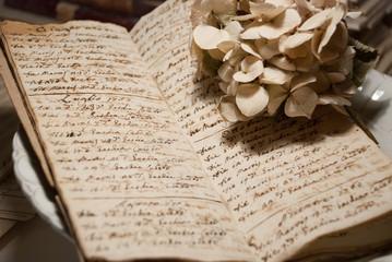 Antico manoscritto