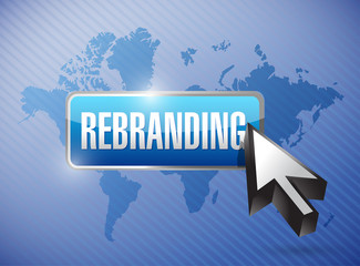 rebranding button and cursor