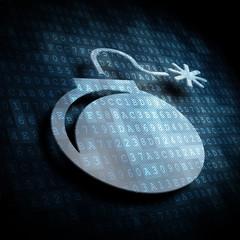 digitale Zeitbombe
