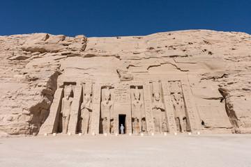 Abu Simbel temple, Egypt