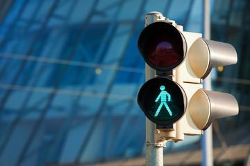 Semaforo en verde