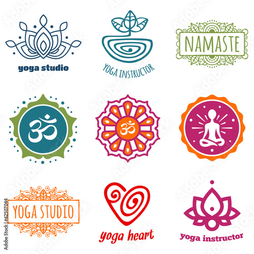 Yoga graphics