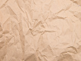 Paper texture - brown paper sheet.