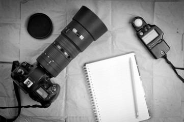 Photography Camera Background
