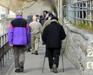 excursion de retraités
