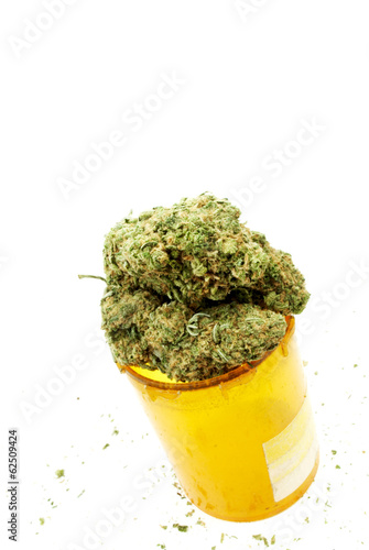 Marijuana and Cannabis Background