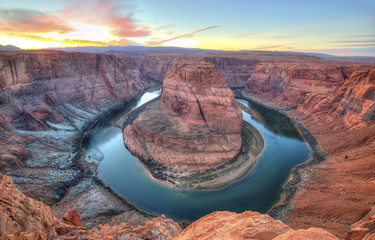 horseshoe bend, page, arizona, united states