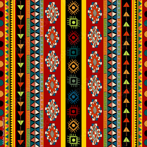 Various strips motifs
