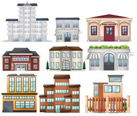 Big buildings