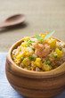 Bowl of pineapple fried rice an excellent side order with chines