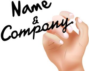 nome compagnia