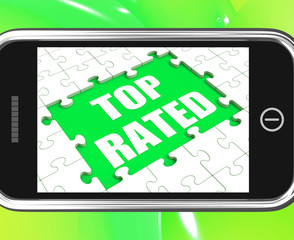 Top Rated Tablet Means Most Popular Or Best-Seller