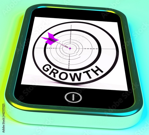 Growth Smartphone Shows Expansion  And Advancement Through Inter