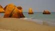 Algarve Strand Dos Tres Irmaos vid 11