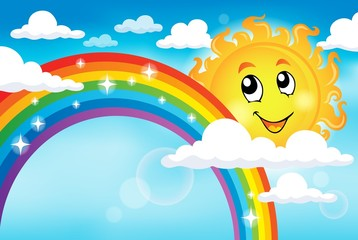 Image with rainbow theme 7