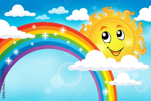 Image with rainbow theme 7