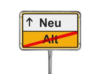Neu / Alt