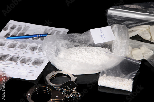 Heroin consignments found of drug control employees