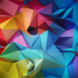 Abstract geometric background - 62526017