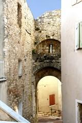 Porte Gachiou à Aubagne en Provence ( XIV ème )