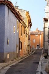 Ruelle dans la vieille ville d'Aubagne