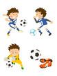 サッカー 男子